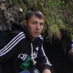 я в горах в мае 2012
