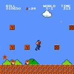 Супер игра Contra+Mario