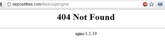 Как видите сайт заблокирован