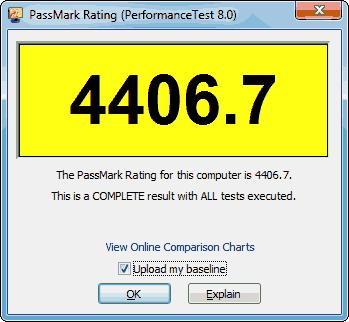 PassMark Xeon E5 2680v2
